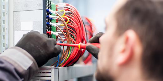 Sicherheitsunterweisung Elektrotechnik